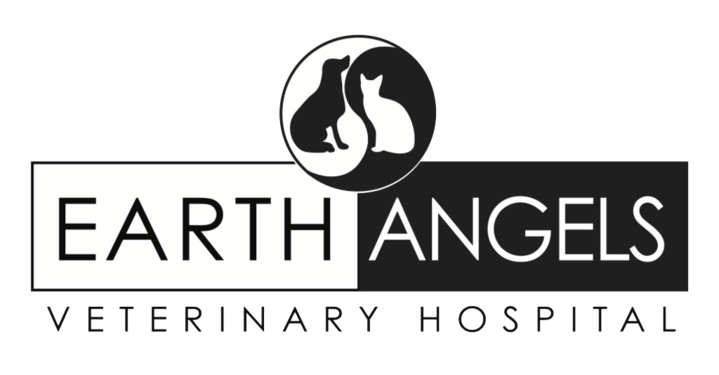 Earth Angels Veterinary Hospital logo